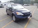 2009 Royal Blue Pearl Honda CR-V LX 4WD #54538891