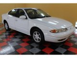 2000 Arctic White Oldsmobile Alero GL Sedan #54538880