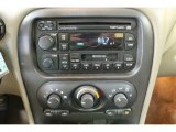 2000 Oldsmobile Alero GL Sedan Audio System