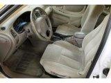 2000 Oldsmobile Alero GL Sedan Neutral Interior