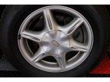 2000 Oldsmobile Alero GL Sedan Wheel