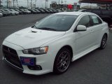 2011 Mitsubishi Lancer Evolution MR