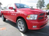 2012 Dodge Ram 1500 Sport Quad Cab Data, Info and Specs