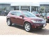2005 Merlot Metallic Nissan Murano SL AWD #54538864