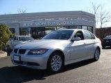 2006 Titanium Silver Metallic BMW 3 Series 325xi Sedan #5429808