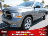 2012 Mineral Gray Metallic Dodge Ram 1500 Express Quad Cab #54538664
