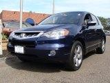 2008 Royal Blue Pearl Acura RDX Technology #54539037