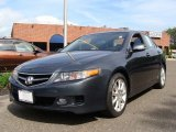 2008 Carbon Gray Pearl Acura TSX Sedan #54539036