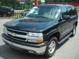 2002 Onyx Black Chevrolet Tahoe LT 4x4 #54539000