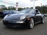 2008 Black Porsche 911 Carrera 4S Coupe #54538991