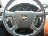 2008 Chevrolet Silverado 1500 LTZ Crew Cab 4x4 Steering Wheel