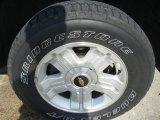 2008 Chevrolet Silverado 1500 LTZ Crew Cab 4x4 Wheel