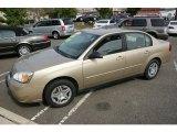 2007 Sandstone Metallic Chevrolet Malibu LS Sedan #54538789