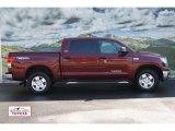 2008 Salsa Red Pearl Toyota Tundra TRD CrewMax 4x4 #54538542