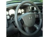 2008 Dodge Ram 1500 SLT Quad Cab 4x4 Steering Wheel