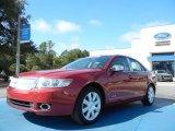 2008 Vivid Red Metallic Lincoln MKZ Sedan #54577468