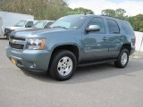 2010 Blue Granite Metallic Chevrolet Tahoe LT 4x4 #54578030