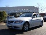 2007 Titanium Silver Metallic BMW 3 Series 328xi Sedan #5429809