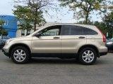 2008 Borrego Beige Metallic Honda CR-V EX 4WD #54577988