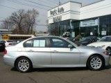 2007 Titanium Silver Metallic BMW 3 Series 328xi Sedan #5430376