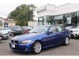 2010 Montego Blue Metallic BMW 3 Series 328i Sedan #54577433