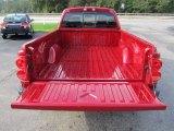 2010 Dodge Dakota Big Horn Extended Cab 4x4 Trunk