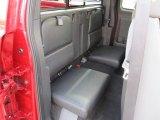 2010 Dodge Dakota Big Horn Extended Cab 4x4 Dark Slate Gray/Medium Slate Gray Interior