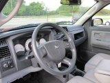 2010 Dodge Dakota Big Horn Extended Cab 4x4 Steering Wheel