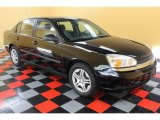 2005 Black Chevrolet Malibu Sedan #54577707