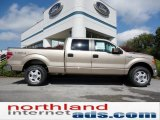 2011 Pale Adobe Metallic Ford F150 XLT SuperCrew 4x4 #54577406