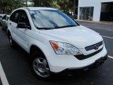 2009 Taffeta White Honda CR-V LX #54577382