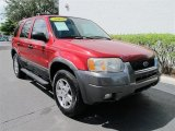 2003 Redfire Metallic Ford Escape XLT V6 #54577370