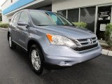 2011 Glacier Blue Metallic Honda CR-V EX-L #54577356