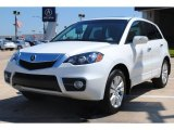 Acura RDX 2012 Data, Info and Specs