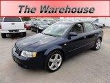 2004 Moro Blue Pearl Effect Audi A4 1.8T quattro Sedan #54577347