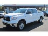 2012 Super White Toyota Tundra CrewMax 4x4 #54577651