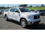 2012 Toyota Tundra CrewMax 4x4 Front 3/4 View