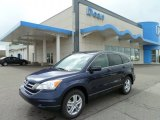 2011 Royal Blue Pearl Honda CR-V EX 4WD #54577873
