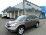 2011 Urban Titanium Metallic Honda CR-V EX-L 4WD #54577870
