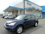2011 Royal Blue Pearl Honda CR-V SE 4WD #54577868
