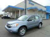 2011 Glacier Blue Metallic Honda CR-V LX 4WD #54577867