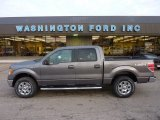 2011 Sterling Grey Metallic Ford F150 XLT SuperCrew 4x4 #54577630