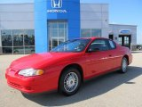 2000 Torch Red Chevrolet Monte Carlo LS #54577853