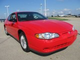 2000 Chevrolet Monte Carlo LS Front 3/4 View