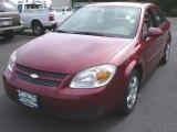 2007 Sport Red Tint Coat Chevrolet Cobalt LT Sedan #54577285