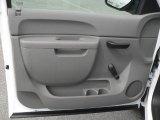 2011 Chevrolet Silverado 1500 Regular Cab Door Panel