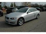 2009 Titanium Silver Metallic BMW 3 Series 328i Convertible #5438459