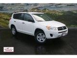 2011 Super White Toyota RAV4 I4 4WD #54577272
