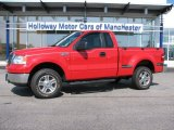 2008 Ford F150 XLT Regular Cab 4x4