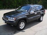 2002 Graphite Metallic Jeep Grand Cherokee Laredo #54577815